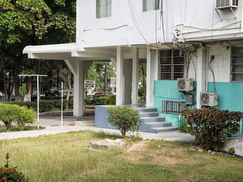 Hospital Adventite d'Haiti