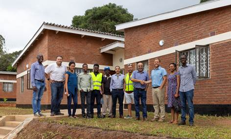 Malamulo Adventist Hospital completes first phase of PAACS