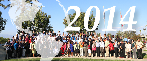 Global Healthcare Conference group of people 2014