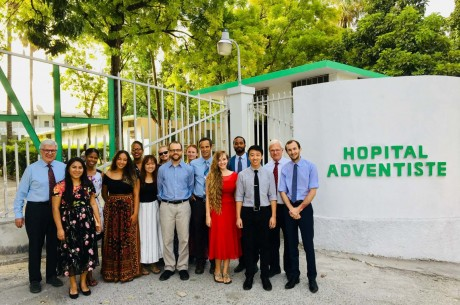 2019 Missions Boot Camp in Haiti