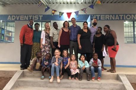 Malamulo Adventist Hospital opens new grade school