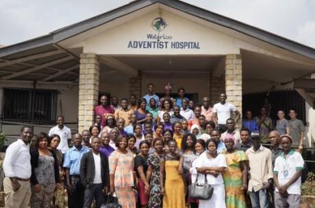 Sierra Leone: Waterloo Hospital Profile & Video